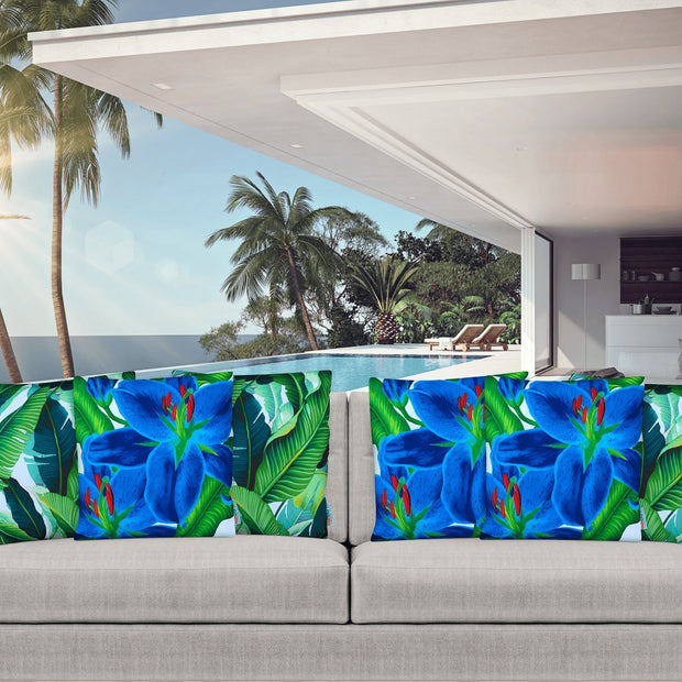Pretty Cushion Cover 45cm x 45cm - Sunburst Outdoor Living