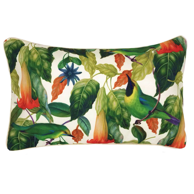 Tranquil Outdoor Lumbar Cushion 50cm x 30cm - Sunburst Outdoor Living