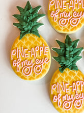 "Load image into Gallery viewer, VALENTINE'S  ""PINE-APPLE"" OF MY EYE BOUQUET + COOKIE"