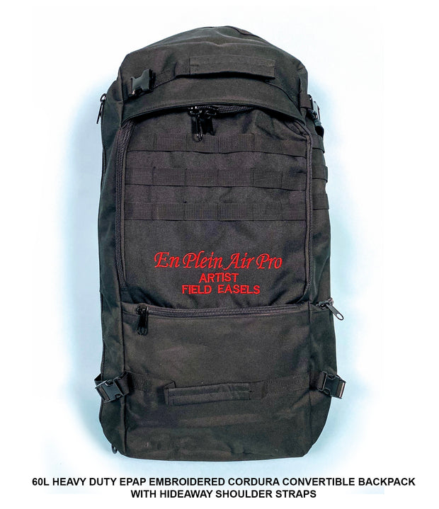 60L Heavy Duty Convertible Backpack - Temporarily Out of Stock