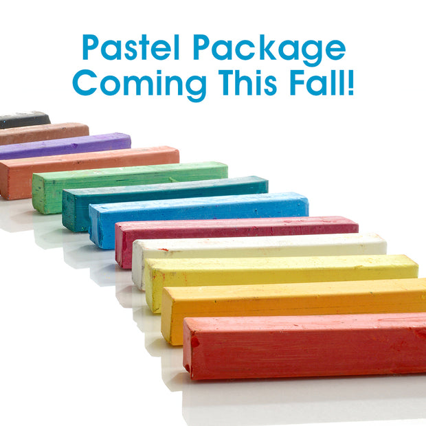 Pastel Package Coming This Fall!
