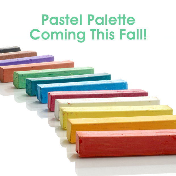 Pastel Palette Coming This Fall!