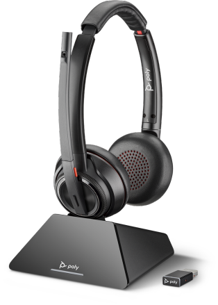Poly Savi 8220 Wireless Headset