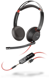 Poly Blackwire Headset 5200