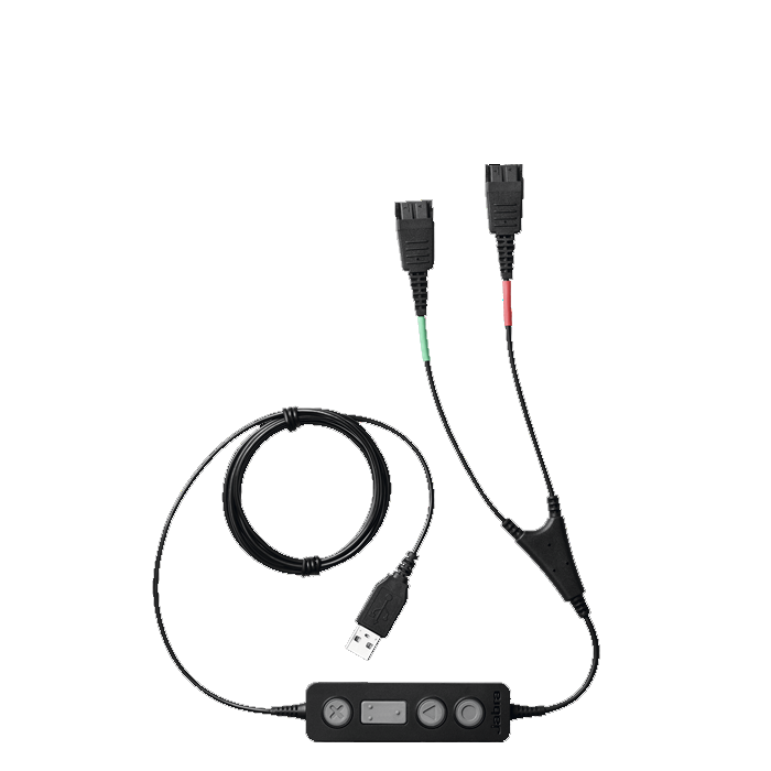 Jabra Link 265 Y-Training Cable