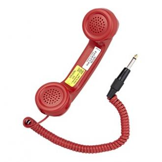 Emergency Roaming Handset for Fire Fighters