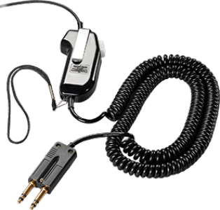 SHS1890 Corded PTT Adapter