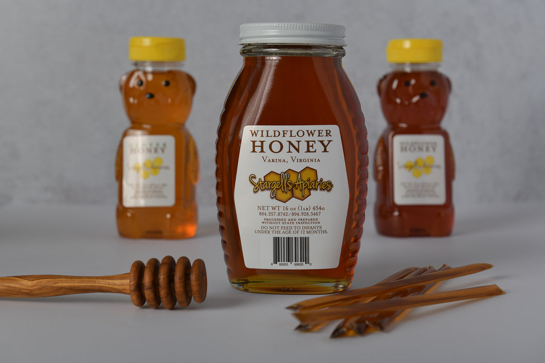 3-Pack Honey