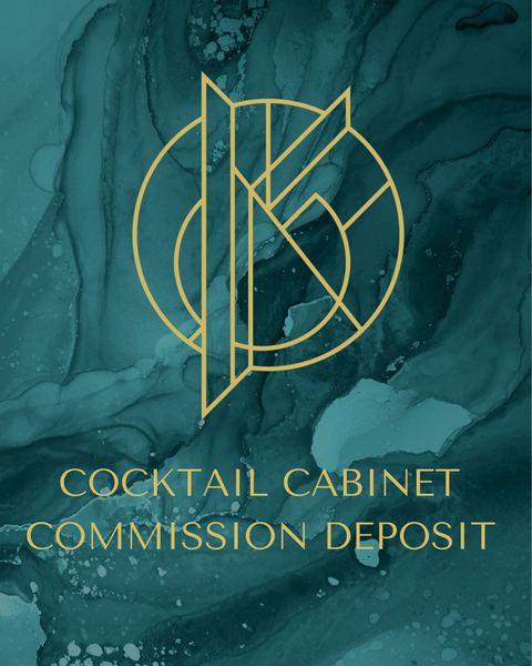 Cocktail Cabinet Commission Deposit