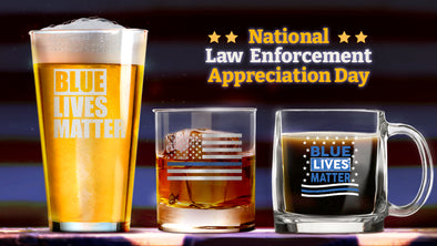 January 9th is National Law Enforcement Appreciation Day