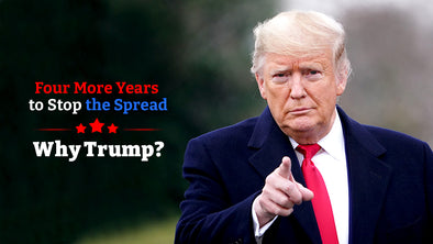 Four More Years to Stop the Spread