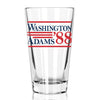 Washington Adams 88 - Pint Glass