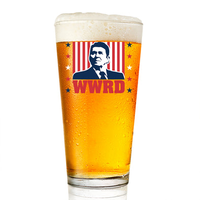 Pint Glass - WWRD Color
