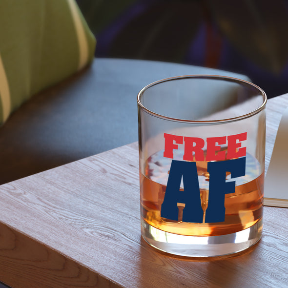 Whiskey Glass - Free AF