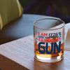 Whiskey Glass - 1776% Sure No One is Taking my Gun