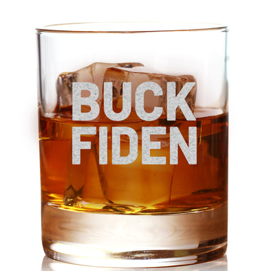 Whiskey Glass - Buck Fiden