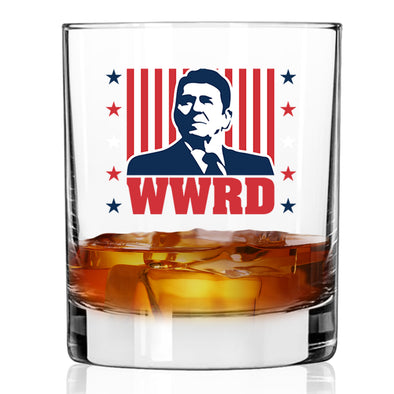 Whiskey Glass - WWRD Color