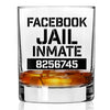 Whiskey Glass - Facebook Jail Inmate