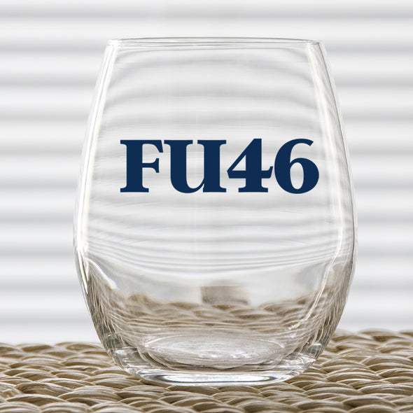 Wine Glass - FU46