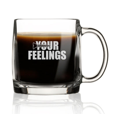 Screw Your Feelings - Nordic Mug