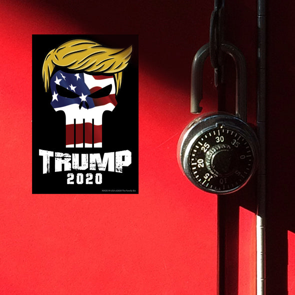 Trump Hardcore Sticker Value Pack