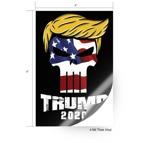 Trump Hardcore Sticker Pack