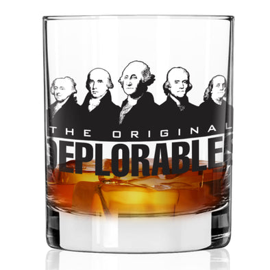 Whiskey Glass - The Original Deplorables