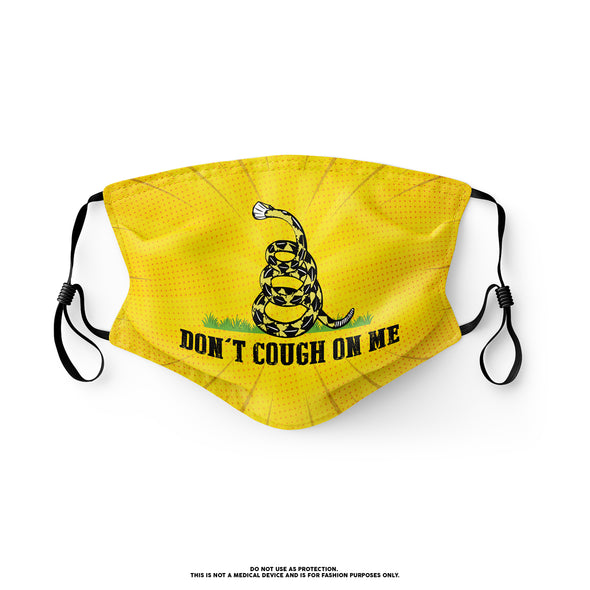 Don't Cough on Me Mask