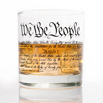 Whiskey Glass - Constitution