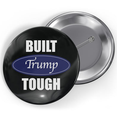 Built Trump Tough Button