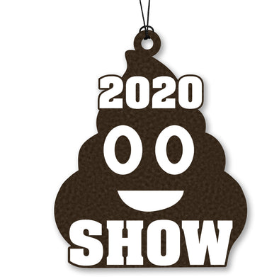 2020 **** Show Wood Ornament