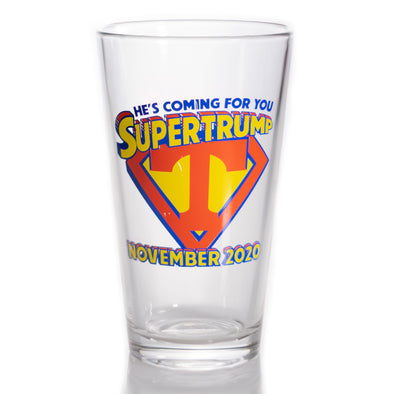 Pint Glass - Supertrump Limited Edition