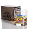 Whiskey Glass - Supertrump Limited Edition Bundle Part