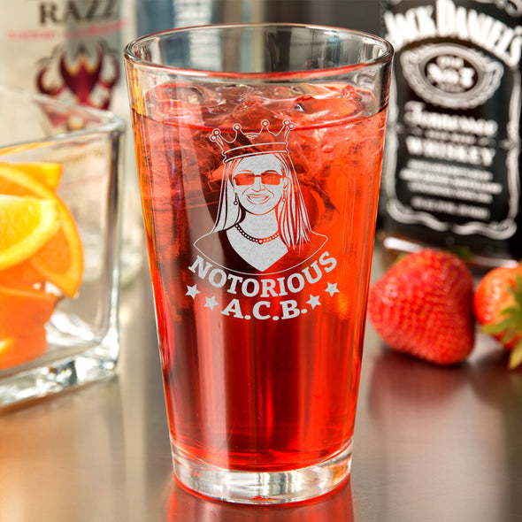 Pint Glass - Notorious ACB