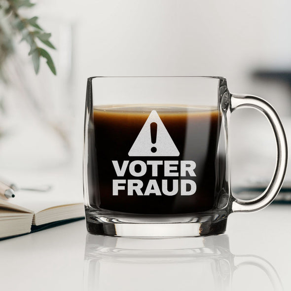 Voter Fraud - Nordic Mug