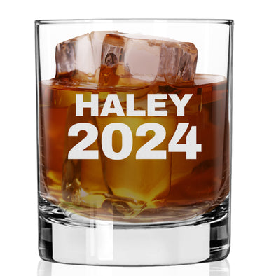 Whiskey Glass - Haley 24