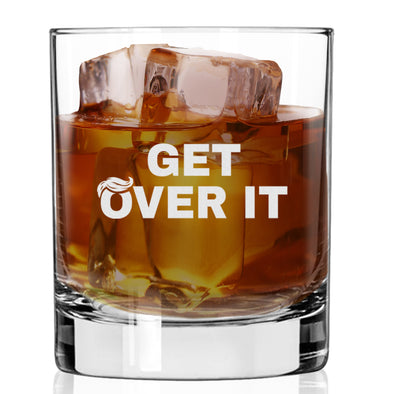Whiskey Glass - Get Over It Hair