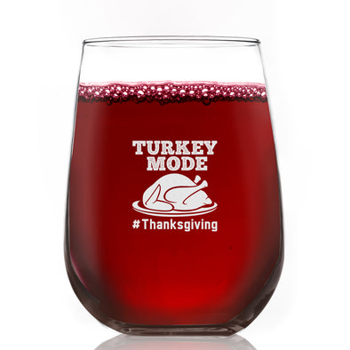 Wine Glass - Turkey Mode