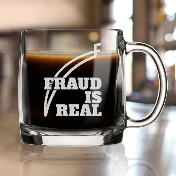 Fraud is Real - Nordic Mug