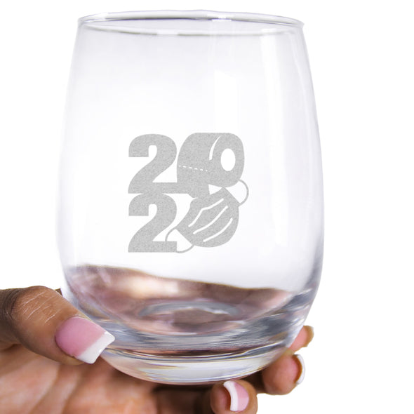 2020 TP Mask Shape - Wine Glass