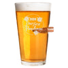 .50 Cal Bullet Pint Glass -2020 Our First Pandemic