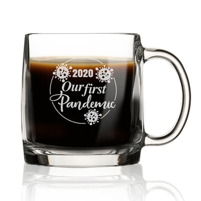 2020 Our First Pandemic - Nordic Mug