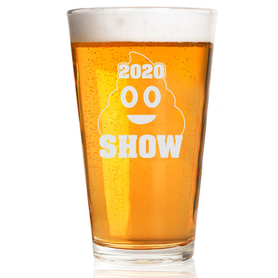 2020 **** Show - Pint Glass