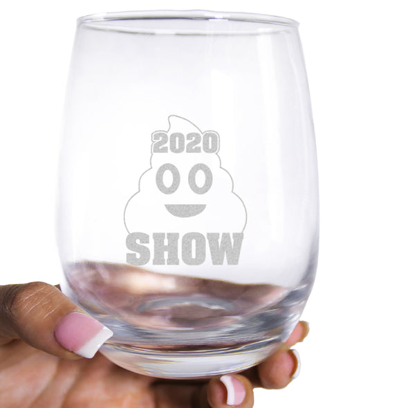 2020 **** Show - Wine Glass