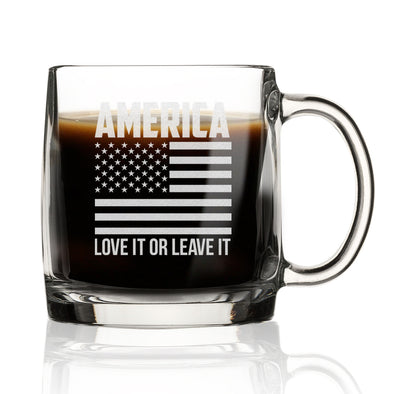 America Love It or Leave It - Nordic Mug