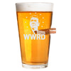 .50 Cal Bullet Pint Glass - WWRD