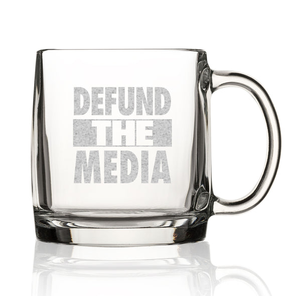 Nordic Mug - Defund the Media