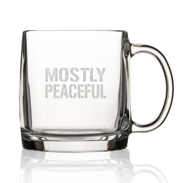 Nordic Mug - Mostly Peaceful