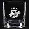 Whiskey Glass - Raised Right