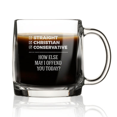 Nordic Mug - Straight Christian Conservative
